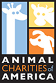 Animal Charities of America logo