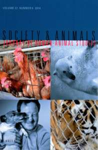 Animls and Society Vol 22 No 6 2014 FOR WEB