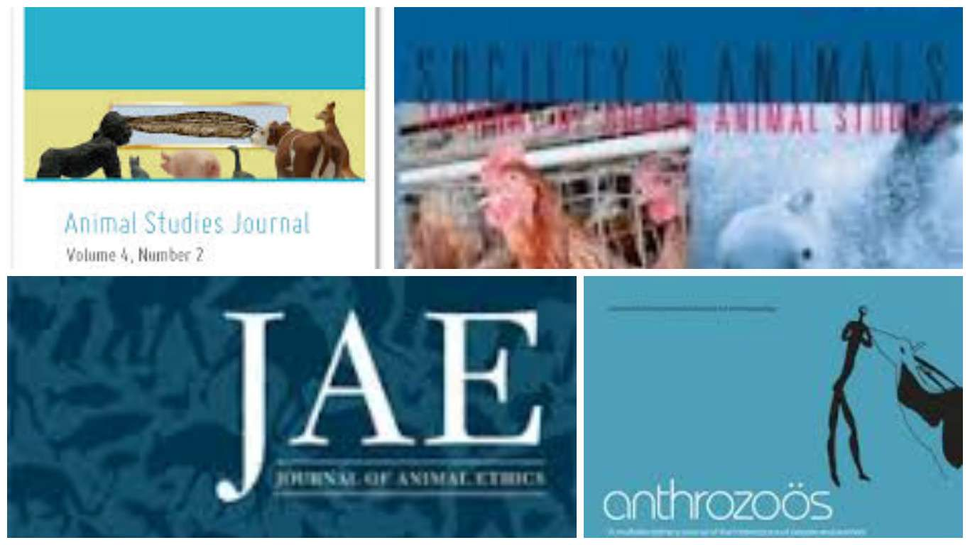 2015 Articles Published in Human-Animal Studies - Welcome to