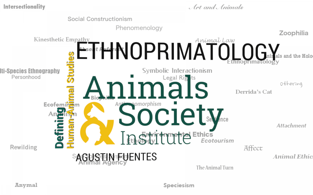 This Week in Defining Human-Animal Studies: Defining Ethnoprimatology with Agustin Fuentes