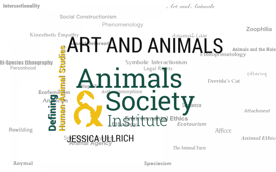 This Week in Defining Human-Animal Studies: Animals and Art with Jessica Ullrich