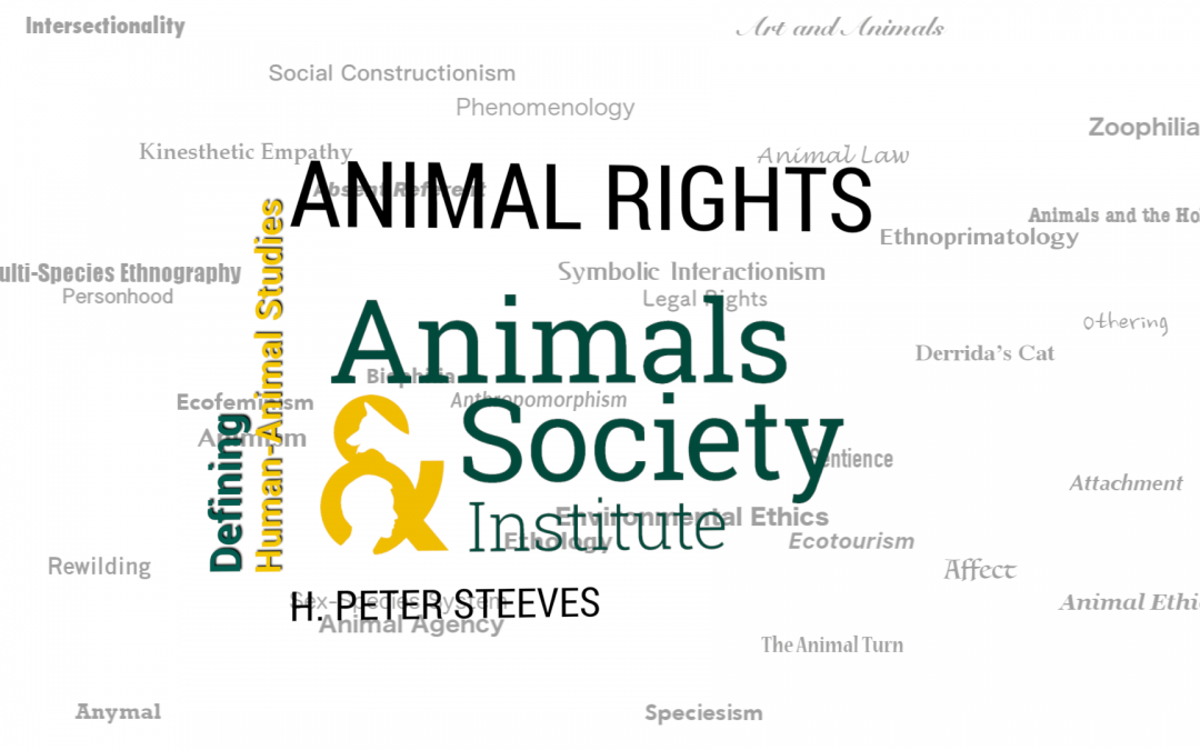 This Week in Defining Human-Animal Studies: Animal Rights