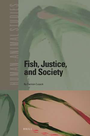 New Book from HAS Book Series: Fish Justice