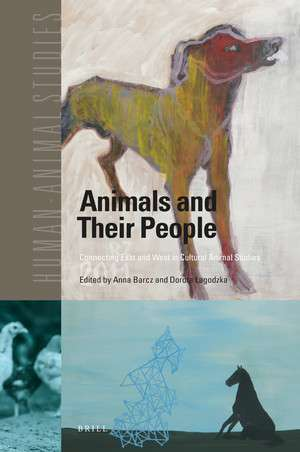 Newest Book in Brill's Human-Animal Studies Series Out Now!