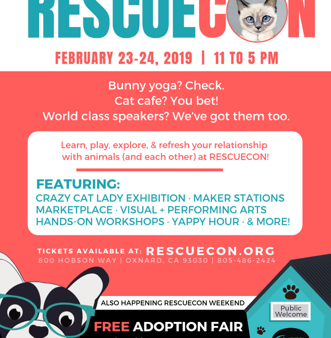 HAS Program Director Margo DeMello to Speak at RescueCon