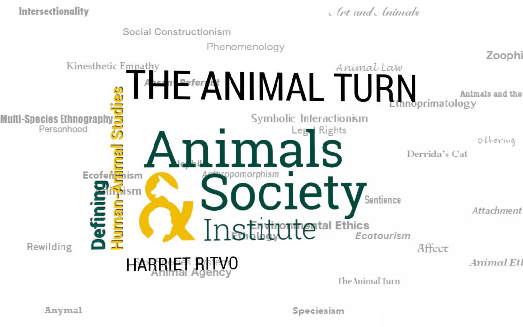 This Week in Defining Human-Animal Studies: Defining the Animal Turn with Harriet Ritvo