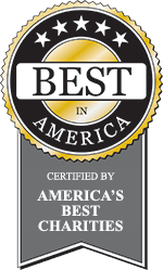 Best in America: America's Best Charities certification