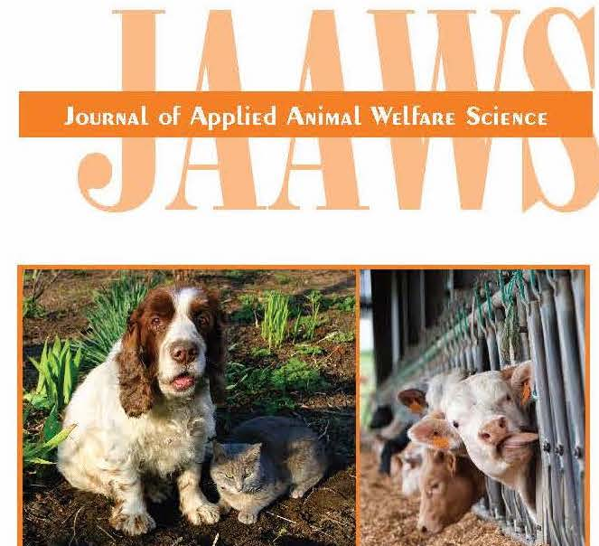 Journal of Applied Animal Welfare Science, 24(3), Is Now Available