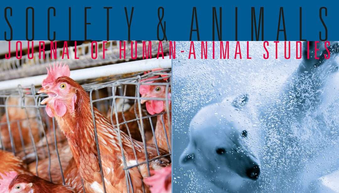 Society & Animals, 29(2), Is Now Available
